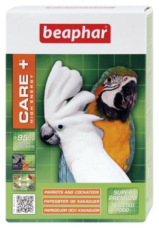 Beaphar Care+ High Energy Parrot & Cockatoo