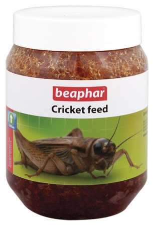 Cricket Feed - 480g - English