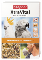 XtraVital Parrot Feed - 1kg