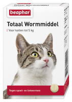 Total Wormer Cat