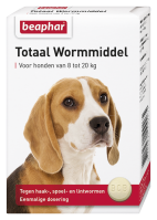 Total Wormer Medium Dogs