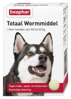 Total Wormer Large Dogs