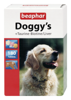 Doggy's Mix + Taurine-Biotine/Liver