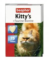 Kitty's + Taurine-Biotine - 75 tabs