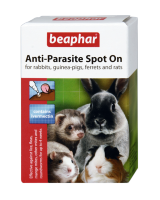 Anti-Parasite Spot On Rabbit/Guinea Pig/Ferret/Rat