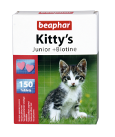 Kitty's Junior + Biotine