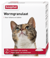 Worm Granules for Cats