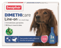 Dimethicare Line-on small dog (less then 15 kg)