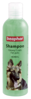 Shampoo Herbal: Greasy Coat