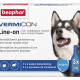 Vermicon Line On Medium/Large Dog - 3 vials - NL/FR