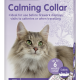 Calming Collar for Cats - English