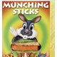 Munching Sticks - English/Spanish/Portuguese/Italian/Greek