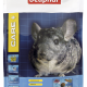 CARE+ Extruded Chinchilla Food - 1,5kg - English/Russian/Czech