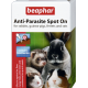 Anti-Parasite Spot On Rabbit/Guinea Pig/Ferret/Rat - English