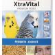 XtraVital Parakeet Feed - 1kg - Spanish/Portuguese/Italian/Russian/Czech