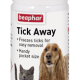 Tick Away spray - English