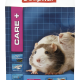 CARE+ Extruded Rat Food - 250g - Dutch/French/English/German/Spanish/Italian/Greek/Norwegian