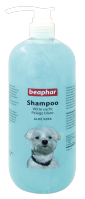 Shampoo White Coat Aloë Vera - 1L