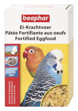 Eggfood Parakeet - 150g - Dutch/French/English/Spanish/Greek/Norwegian