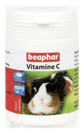 Vitamin C Tablets - 180 Tablets - Dutch