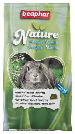 Nature Rabbit - 1.25kg - English/Norwegian/Czech/Italian