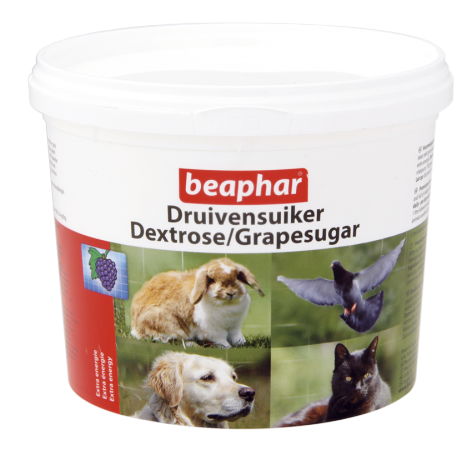 Beaphar Grape Sugar - Dutch/French/English/Turkish/Greek