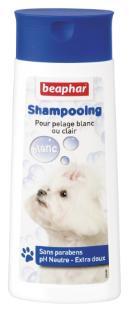 Bubbles Shampoo White Coat - 250ml - French
