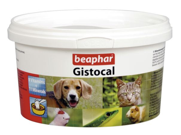 Gistocal - 250g - Dutch/French/English/Turkish