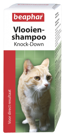Flea Shampoo Cat - Dutch
