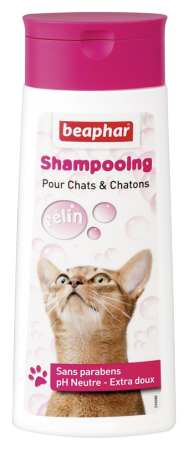Bubbles Shampoo for Cats - French