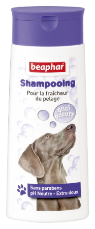 Bubbles Shampoo Odor Neutralizer - French