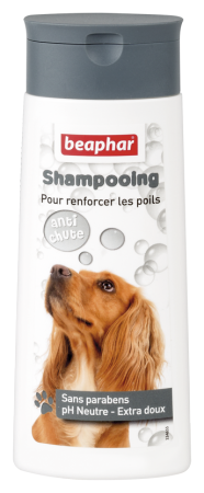 Bubbles Shampoo Hypo-Allergenic - French