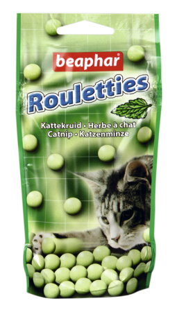 Rouletties Catnip - Dutch/French/English/German