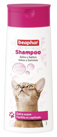 Bubbles Shampoo for Cats - Spanish/Portuguese