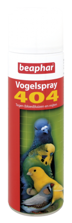 404 Birdspray - 500ml - Dutch