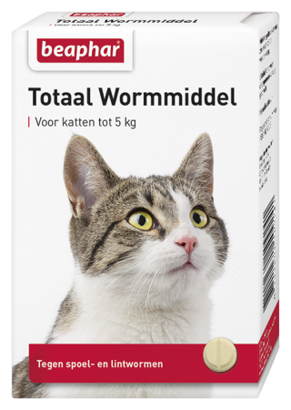 Total Wormer Cat - Dutch