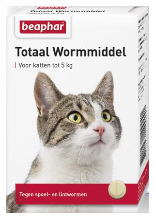 Total Wormer Cat - Dutch