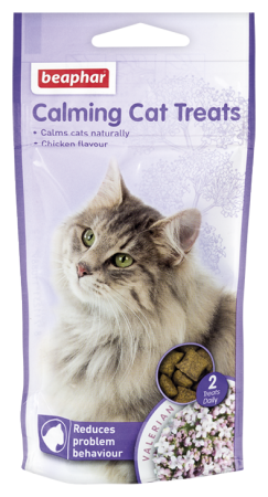 Calming Treats Cat - English