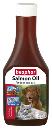 Salmon Oil - English
