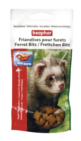 Ferret Bits - Dutch/French/English/German/Spanish