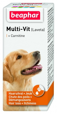 Multi-Vit Dog - 20ml - Dutch/French/English