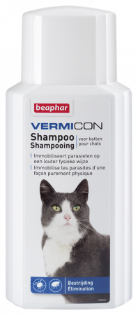 Vermicon Shampoo Cat - 200 ml - NL/FR