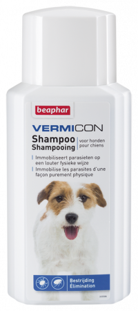 Vermicon Shampoo Dog - 200 ml - NL/FR