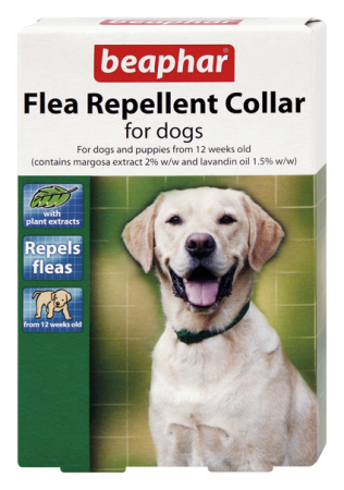 Bio Collar - Flea Repellent Collar for dogs
