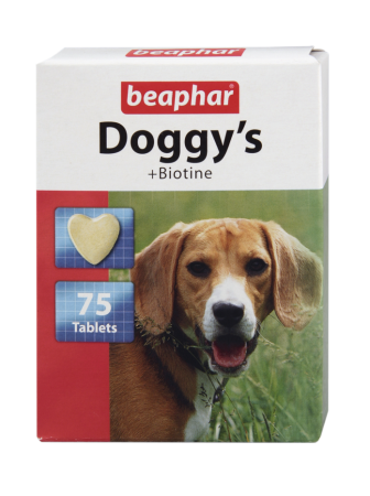 Doggy's + Biotine - English/Polish/Bulgarian