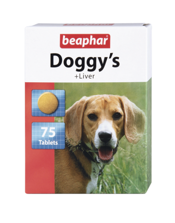 Doggy's + Liver - English/Polish