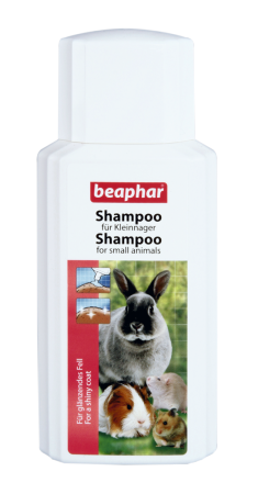 Shampoo for Small Animals - English/German