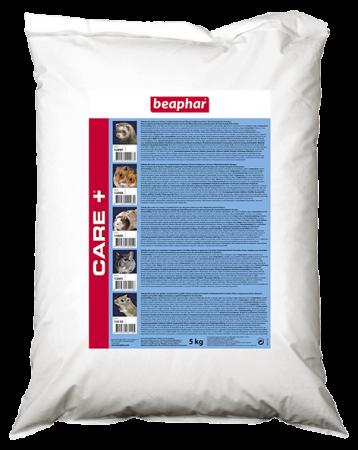 CARE+ Extruded Hamster Food - 5kg - Dutch/French/English/German/Spanish/Italian/Polish