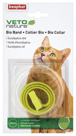Bio Collar Cat - Dutch/French/English/German/Hebrew