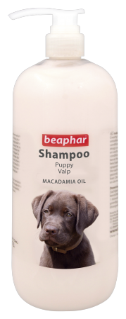 Shampoo Macadamia Oil for Puppies - 1L